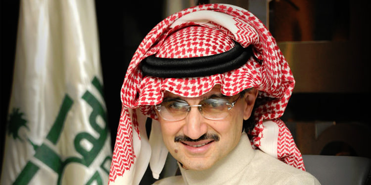 Saudi Prince commits to donate his entire fortune to charitable causes